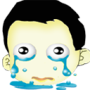 nangis emoticon