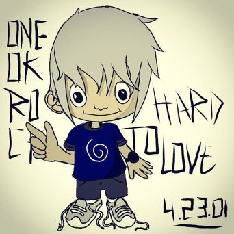 Inspired by Hard to Love - Ambitions - OneOKRock